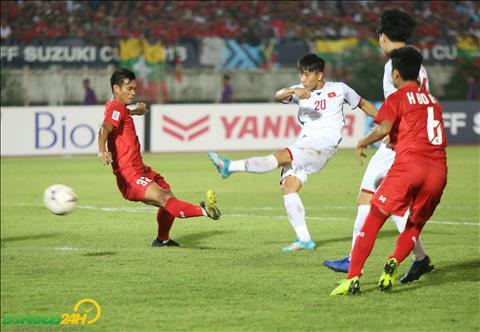 Việt Nam đấu Myanmar Hòa 0-0, nhưng là trận đấu thú vị nhất hình ảnh 3
