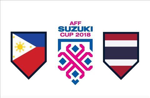 Philippines vs Thái Lan 18h30 ngày 2111 (AFF Cup 2018) hình ảnh