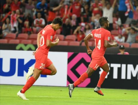 Video: Singapore 6-1 Dong Timor (AFF Cup 2018)