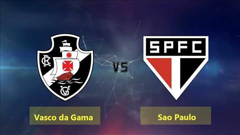Vasco da Gama vs Sao Paulo 5h00 ngày 2311 (VĐQG Brazil) hình ảnh