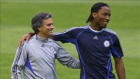 Didier Drogba phát biểu về HLV Jose Mourinho hình ảnh