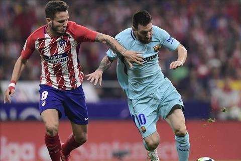 Atletico vs Barca Màn bị chôn xác sắp đến! hình ảnh