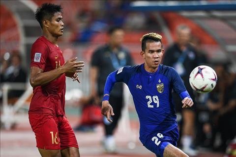 Tiền đạo Thái Lan nuối tiếc với trận hòa trước Philippines hình ảnh