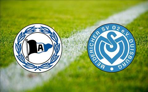 Bielefeld vs Duisburg 0h30 ngày 2411 (Hạng 2 Đức 201819) hình ảnh