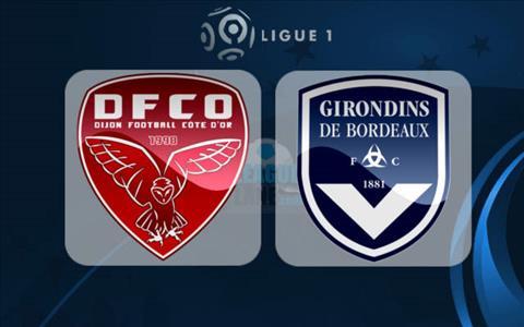 Dijon vs Bordeaux 2h00 ngày 2511 (Ligue 1 201819) hình ảnh