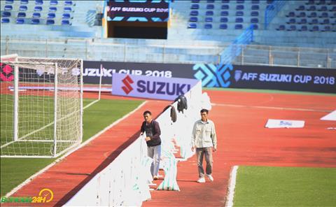 Sân Hàng Đẫy nhìn ra sao trước trận Việt Nam vs Campuchia hình ảnh