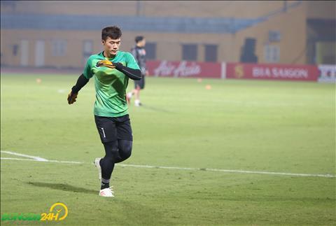 Thu thanh Bui Tien Dung van kien nhan cho co hoi duoc ra san tai AFF Cup 2018.