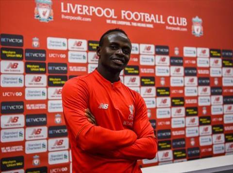 Liverpool gia hạn hợp đồng thành công với Sadio Mane hình ảnh