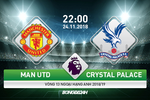 Preview Man Utd vs Crystal Palace