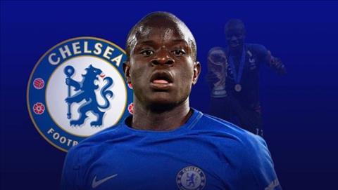 Chính thức Kante ký hợp đồng mới với Chelsea hình ảnh