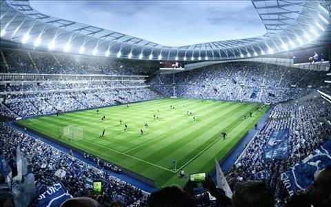 Mauricio Pochettino phát biểu về sân mới Tottenham hình ảnh
