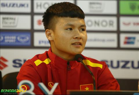Quang Hai hop bao