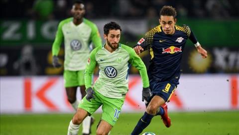 Wolfsburg vs Leipzig 21h30 ngày 2411 (Bundesliga 201819) hình ảnh