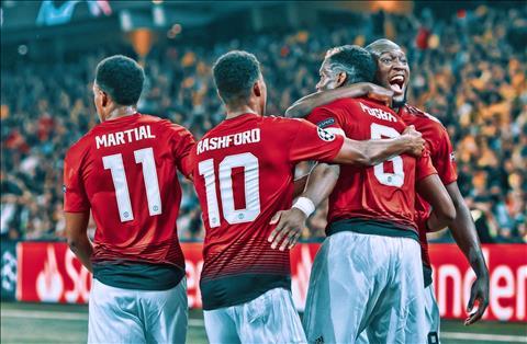 Rooney nói về MU, về những Pogba, Lukaku, Martial và Rashford hình ảnh