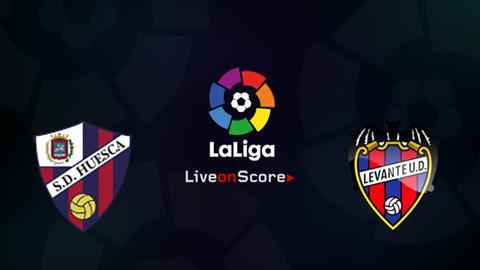 Huesca vs Levante 0h30 ngày 2511 (La Liga 201819) hình ảnh