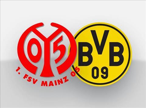 Mainz vs Dortmund 21h30 ngày 2411 (Bundesliga 201819) hình ảnh