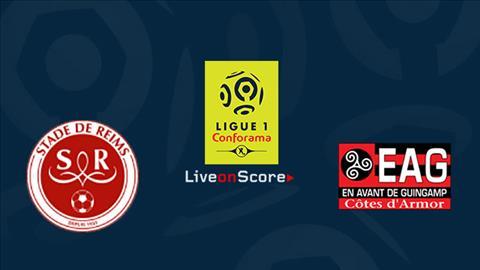 Reims vs Guingamp 2h00 ngày 2511 (Ligue 1 201819) hình ảnh
