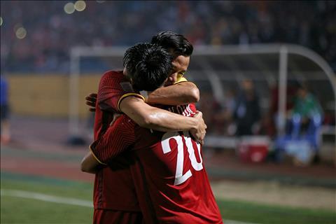 Trận bán kết AFF Cup 2018 của ĐT Việt Nam diễn ra khi nào  hình ảnh