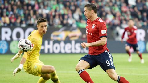 Bayern Munich vs Duesseldorf 21h30 ngày 2411 (Bundesliga 201819) hình ảnh