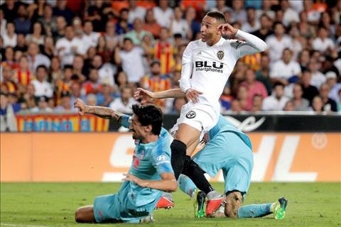 Valencia vs Vallecano 22h15 ngày 2411 (La Liga 201819) hình ảnh