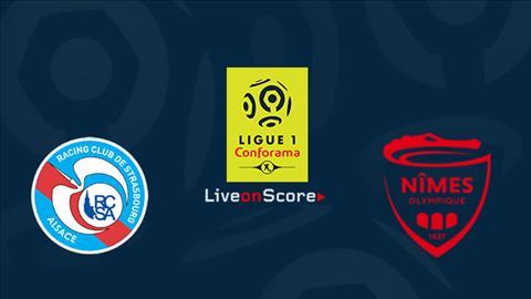 Nhận định Strasbourg vs Nimes 2h00 ngày 2511 Ligue 1 201819 hình ảnh
