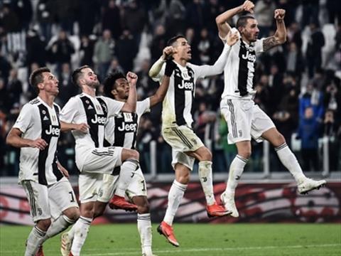 Kết quả trận đấu Juventus vs SPAL 2-0 vòng 13 Serie A 201819 hình ảnh