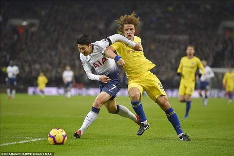 Chelsea phơi xác ở Wembley Sarri đã đúng, họ chưa phải ứng viên vô địch! hình ảnh 2