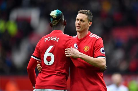 Du am MU vs Crystal Palace Pogba Matic