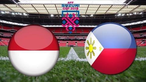 Indonesia vs Philippines 19h00 ngày 2511 (AFF Cup 2018) hình ảnh