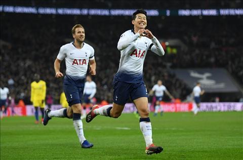 Son an mung ban thang Tottenham