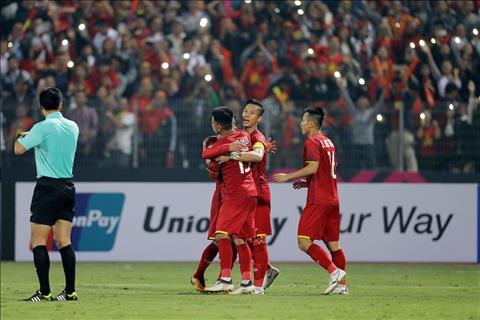 Thấy gì sau trận Việt Nam 3-0 Campuchia hình ảnh