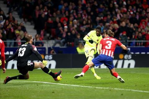 Dư âm Atletico 1-1 Barca Người thừa giải cứu Blaugrana hình ảnh