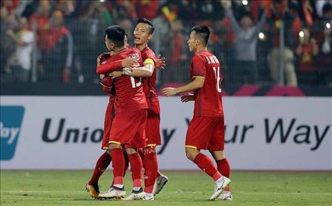 Báo Hàn Quốc khen tuyển Việt Nam đầu bảng AFF Cup 2018 ra sao hình ảnh