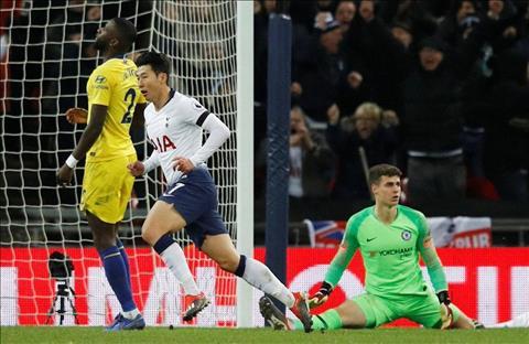 Dư âm Tottenham 3-1 Chelsea The Blues thêm một lần bị lật  hình ảnh