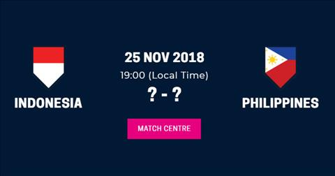 Link xem trực tiếp Indonesia vs Philippines AFF Suzuki Cup 2018 hình ảnh