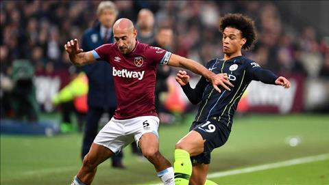 Man City vùi dập West Ham, Sane vẫn chưa hài lòng hình ảnh