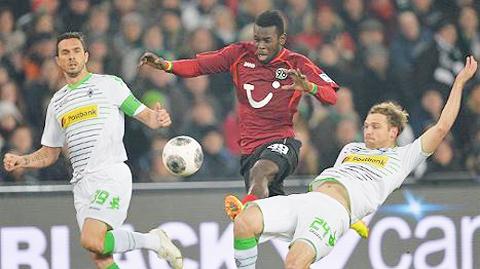 Gladbach vs Hannover 0h00 ngày 2611 (Bundesliga 201819) hình ảnh