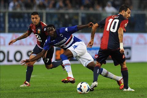 Genoa vs Sampdoria 2h30 ngày 2611 (Serie A 201819) hình ảnh