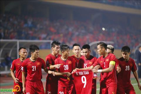 At the end of Tien Linh, DT Viet Nam Van Toanov will be responsible for the future of the AFF Cup 2018.