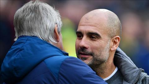 Thắng đậm West Ham, Pep vẫn khăng khăng Man City gặp may hình ảnh