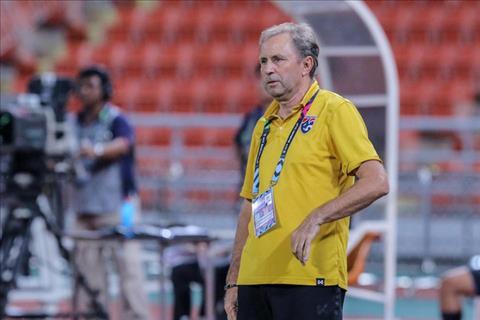 HLV ĐT Thái Lan tự tin trước vòng bán kết AFF Cup 2018 hình ảnh