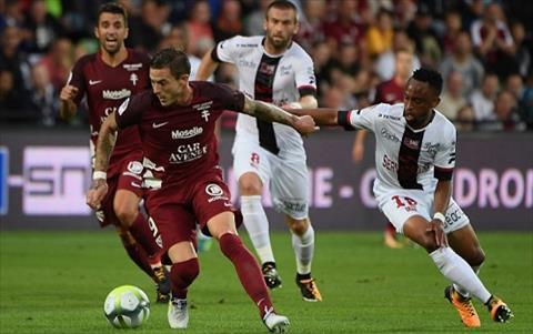 Metz vs GFC Ajaccio 2h45 ngày 2711 (Hạng 2 Pháp 201819) hình ảnh
