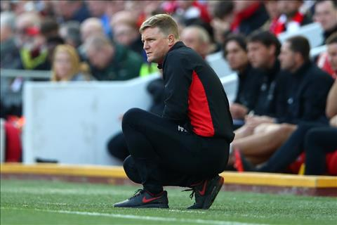 HLV Eddie Howe cho rang Bournemouth xung dang co diem truoc Arsenal