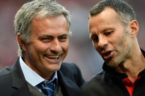Mourinho va Giggs