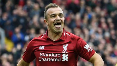 Xherdan Shaqiri rời Liverpool trở lại Italia  hình ảnh