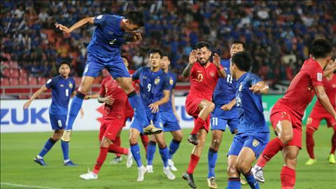 ĐT Việt Nam may mắn khi không gặp Thái Lan ở bán kết AFF Cup hình ảnh