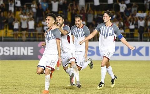 Tiền đạo Philippines quyết xé lưới ĐT Việt Nam tại AFF Cup 2018 hình ảnh