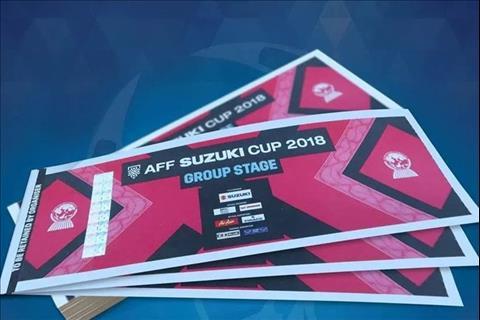 Mua ve AFF Cup 2018