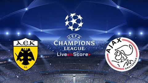 Nhận định AEK Athens vs Ajax 0h55 ngày 2811 (Champions League 201819) hình ảnh 2