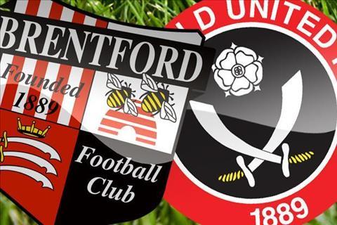 Brentford vs Sheffield United 2h45 ngày 2811 (Hạng Nhất Anh 201819) hình ảnh